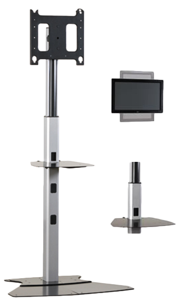 Large Format Display Floor Stand
