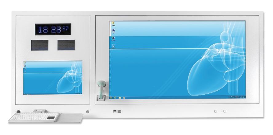 Dual Medical Multi Console